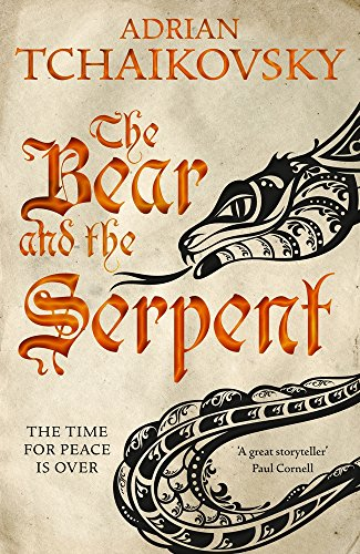 9781509830220: The Bear and the Serpent (Echoes of the Fall)