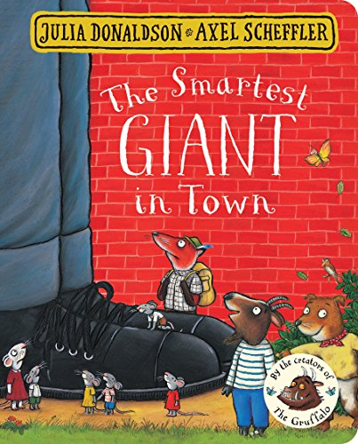 9781509830374: The Smartest Giant in Town