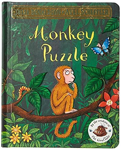 9781509830411: Monkey Puzzle