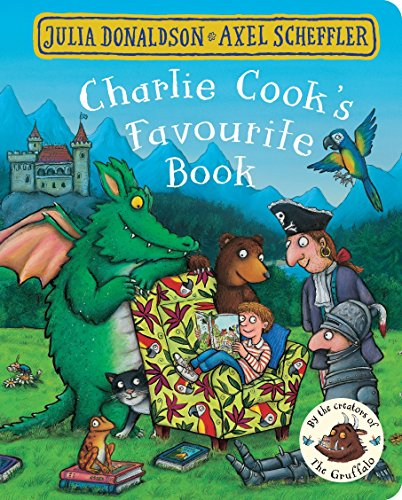 9781509830428: Charlie Cook's Favourite Book