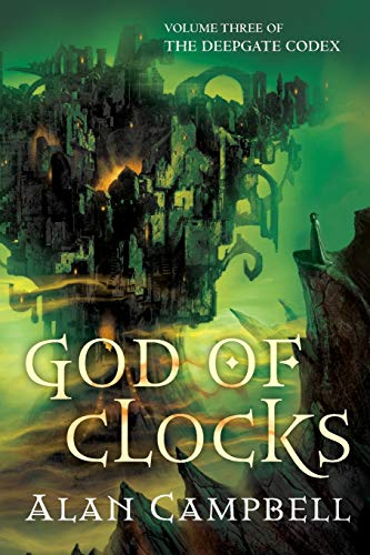 9781509832071: God of Clocks