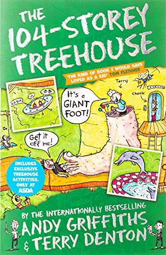 9781509833771: The 104-Storey Treehouse (The Treehouse Series)