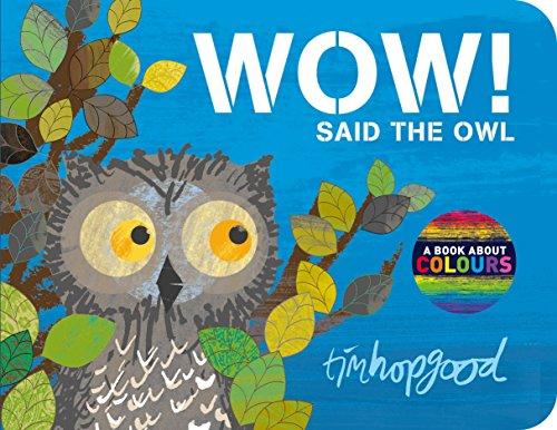 9781509834082: WOW! Said the Owl