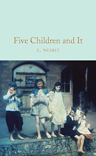 9781509836024: Five Children and It (Macmillan Collector's Library)
