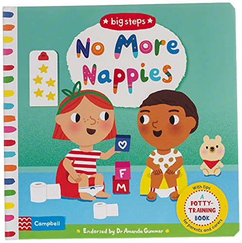 9781509836314: No More Nappies: A Potty-Training Book (Big Steps)