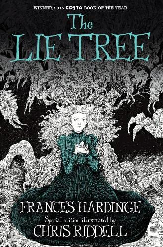 The Lie Tree: Illustrated Edition Main Market: Hardinge, Frances