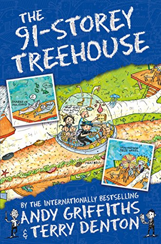 9781509839162: The 91-Storey Treehouse (The Treehouse Series)