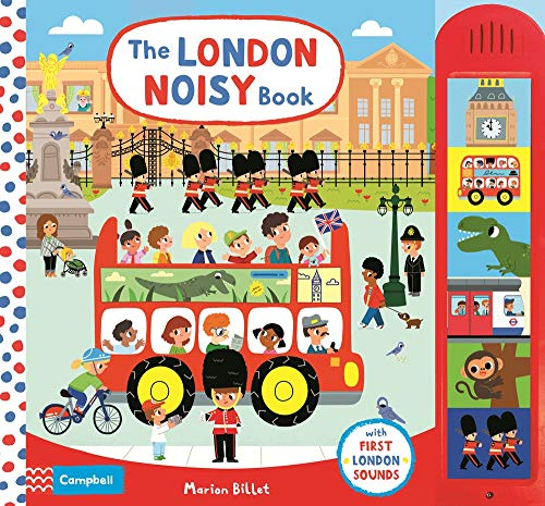9781509839544: The London Noisy Book (Campbell London Range)