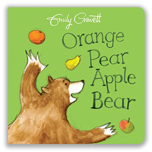 9781509841219: Gravett, E: Orange Pear Apple Bear