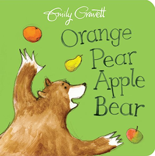 9781509841219: Orange Pear Apple Bear