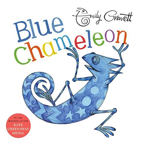 9781509841264: Blue Chameleon