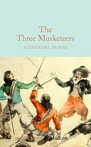 9781509842933: The Three Musketeers (Macmillan Collector's Library)