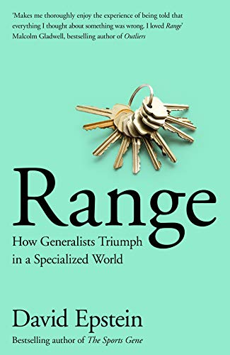 9781509843503: Range: How Generalists Triumph in a Specialized World