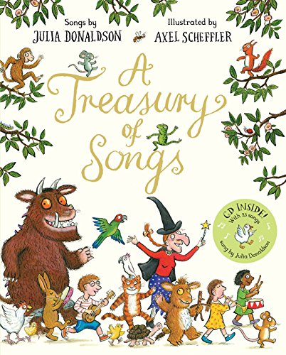 9781509846139: A Treasury Of Songs: Book and CD Pack