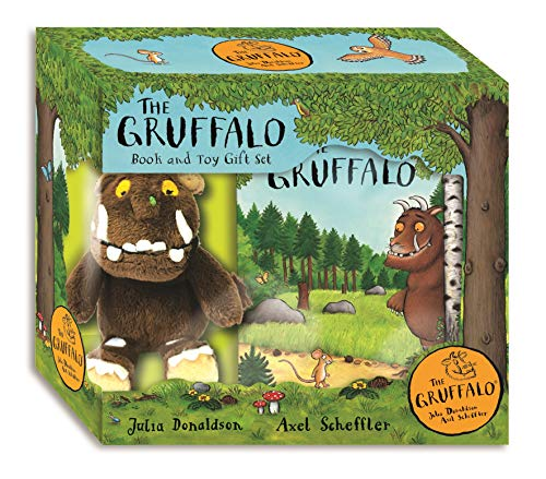 9781509851867: The Gruffalo: Book and Toy Gift Set
