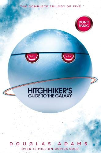 9781509852796: The Hitchhiker's Guide to the Galaxy Omnibus: A Trilogy in Five Parts (Hitchhikers Guide to/Galaxy)