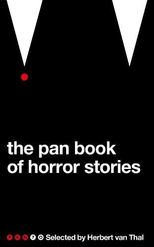 9781509860104: The Pan Book of Horror Stories (Pan 70th Anniversary)