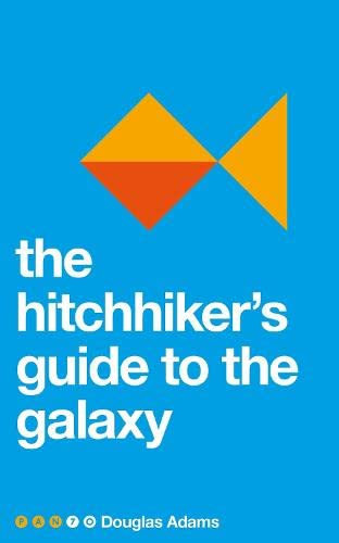 9781509860142: The Hitchhiker's Guide to the Galaxy (Pan 70th Anniversary)