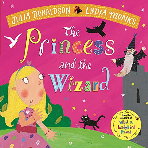 9781509862719: The Princess and the Wizard (Julia Donaldson/Lydia Monks)