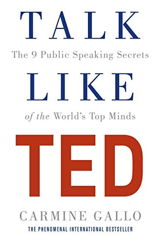 9781509867394: Talk Like TED : The 9 Public Speaking Secrets of the World's Top Minds