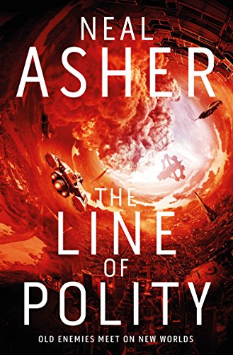9781509868407: The Line of Polity (Agent Cormac)