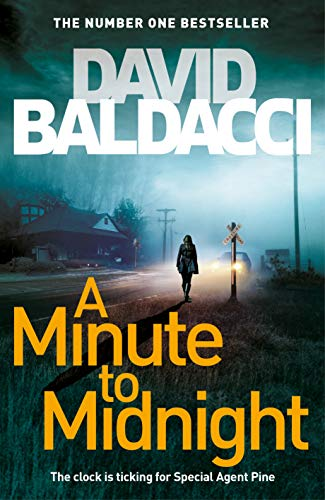 9781509874453: A Minute to Midnight (Atlee Pine series)