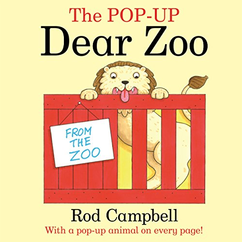 9781509878796: The Pop-up Dear Zoo