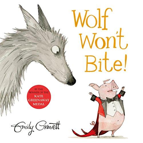 9781509884728: Wolf won't bite!