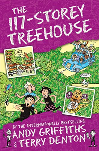 9781509885275: The 117-Storey Treehouse (The Treehouse Series)