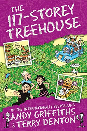 9781509885275: The 117-Storey Treehouse (The Treehouse Books)