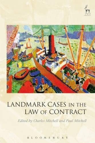 9781509905041: Landmark Cases in the Law of Contract