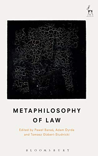 9781509906079: Metaphilosophy of Law