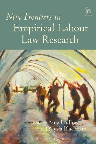 9781509917068: New Frontiers in Empirical Labour Law Research