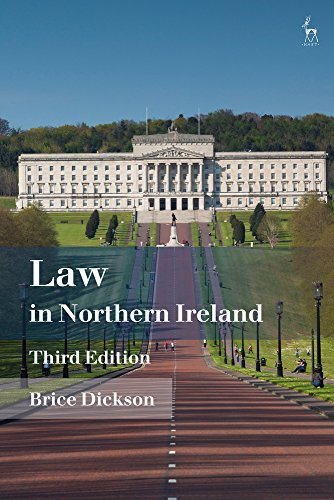 9781509919260: Law in Northern Ireland