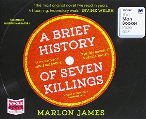 BRIEF HISTORY OF SEVEN KILLINGS: JAMES MARLON