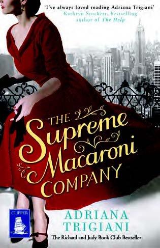 9781510005334: The Supreme Macaroni Company (Large Print Edition)