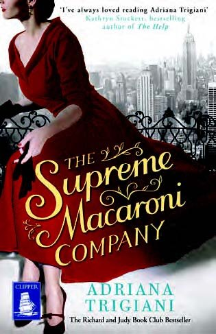 9781510005334: The Supreme Macaroni Company (Large Print Edition)