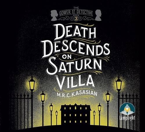 9781510006171: Death Descends on Saturn Villa (Gower Street Detective)