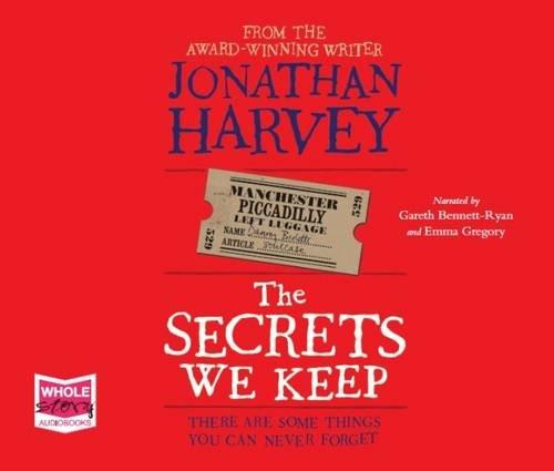 The Secrets We Keep: Jonathan Harvey