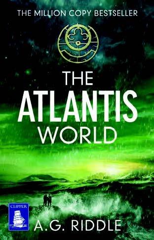 9781510009691: The Atlantis World (Large Print Edition)