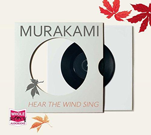 9781510019096: Hear the Wind Sing(Unabridged Audiobook)
