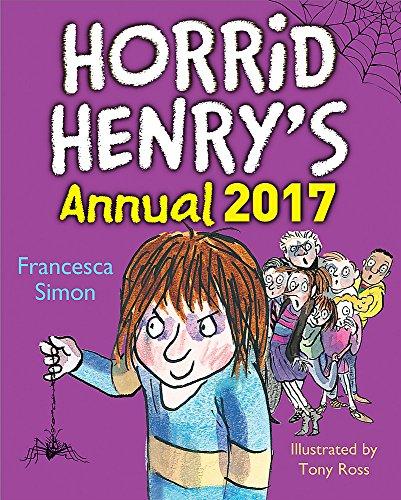 9781510101289: Horrid Henry Annual 2017