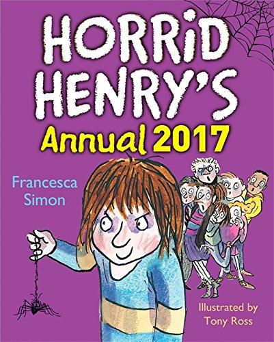 9781510101289: Horrid Henry: Horrid Henry Annual 2017