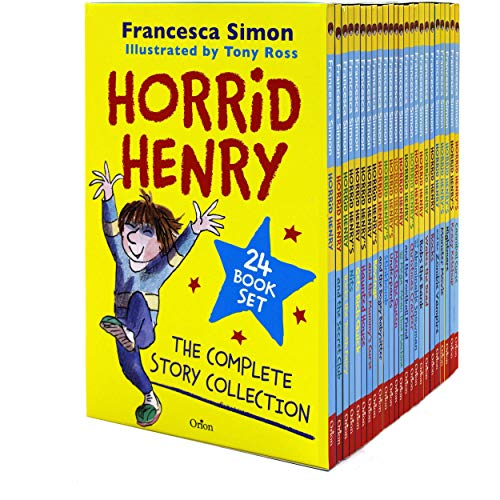 9781510102286: Horrid Henry The Complete Story Collection 24 Books Box Set