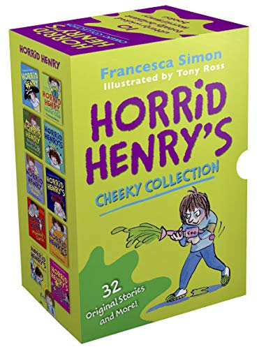 9781510102309: Horrid Henry Cheeky 10 Book Collection