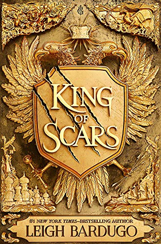 9781510104457: King of Scars: return to the epic fantasy world of the Grishaverse, where magic and science collide
