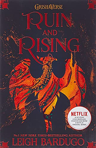 9781510105256: Shadow and Bone: Ruin and Rising: Book 3