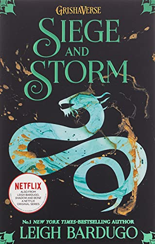 9781510105263: Shadow and Bone: Siege and Storm: Book 2