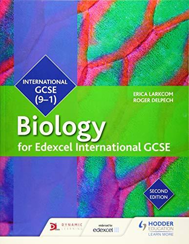 9781510405196: Edexcel International GCSE Biology Student Book Second Edition (Edexcel Student Books)