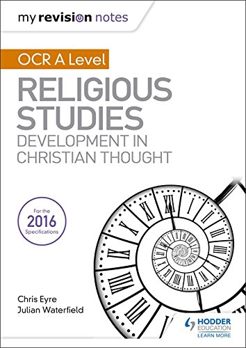 9781510418066: My Revision Notes OCR A Level Religious Studies: Developments in Christian Thought (My Revision Notes Religious St)